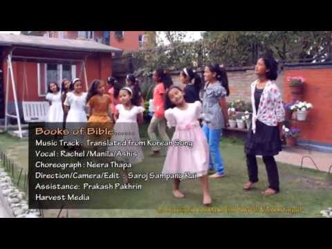 Books of the Bible (Nepali Christian song)
