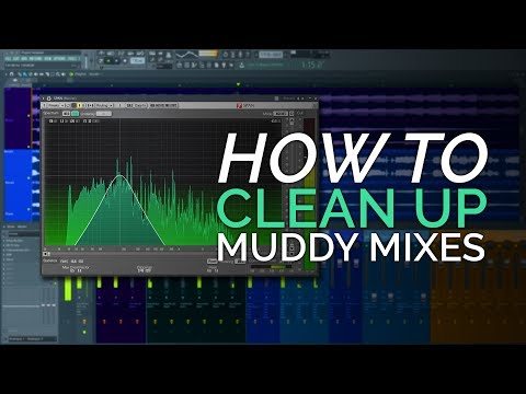 How to Clean up a Muddy Mix - Simple Mix Trick
