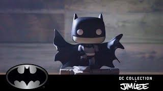 GameStop Exclusive Jim Lee Hush Batman & Joker Pop! Moments!
