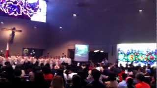 Philippine Catholic Choir in Frankfurt