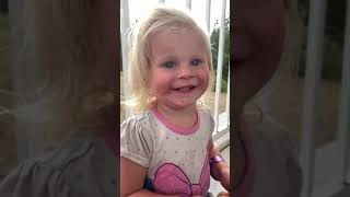 "Toddler Girl Innocently Mispronounces the Word ""Perfect"" as Curse Word - 1172717"