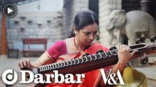 Indian classical music - Jayanthi Kumaresh plays The Sarawati Veena