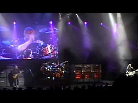 RUSH 2008 LIVE 4/7 SARATOGA SPRINGS NY Working Them Angels Spindrift Subdivisions