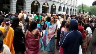 2010年6月20日(日)LondonO2 -インドのお祭り