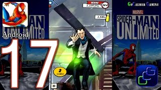 Spider-Man Unlimited Android Walkthrough - Part 17 - Event: Morlun Unleased