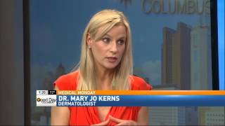 MONDAY: Dr. Mary Jo Kerns - Aging Skin