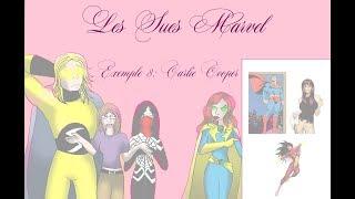La société des mary sue épisode 09 : Les Sues Marvel (Carlie Cooper)