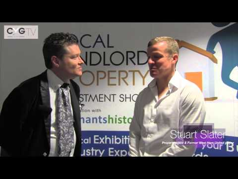 Interview with Stuart Slater - Part 1