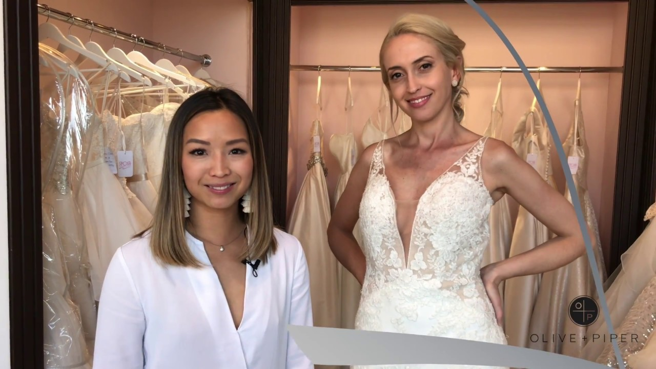 f32b48547 How to choose jewelry for your bridal style – Olive + Piper - YouTube