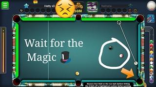 Its Magic - Impossible shot - Berlin Platz - Moneyclip 8 ball pool.