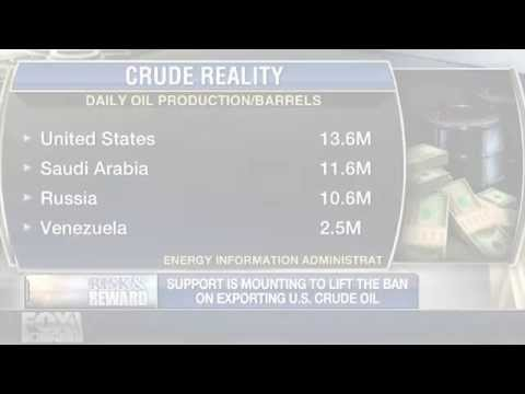 Consumers Benefit from Crude Oil Exports