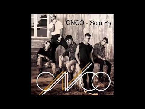 CNCO - Solo Yo (audio)
