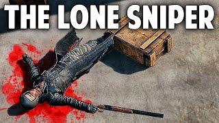 LONE WOLF SNIPER - Battlegrounds