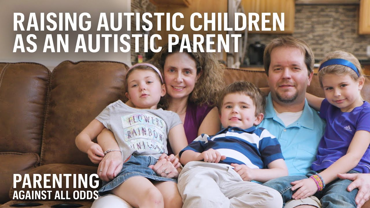This Woman Was Diagnosed With Autism Along With Her 3 Children | Parenting Against All Odds