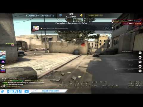 High ping matchmaking cs go