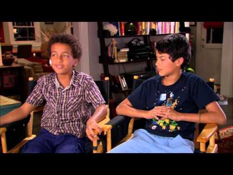 Parenthood Season 5: Tyree Brown & Xolo Mariduena