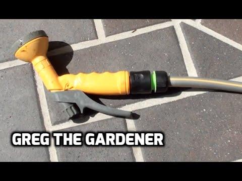 hook up garden hose to shower