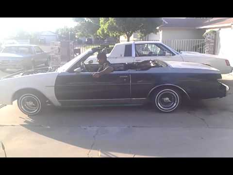 Buick Regal Convertible Almost Done