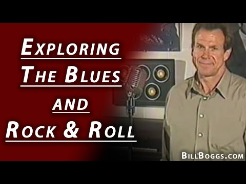 Sun Records, Graceland with Bill Boggs History of Blues