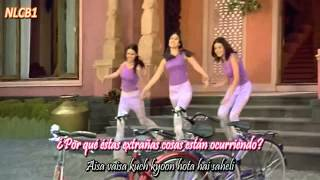 Eli Re Eli - Yaadein - Sub Español - With lyrics