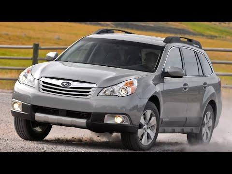 Тюнинг фар Subaru Outback BR9