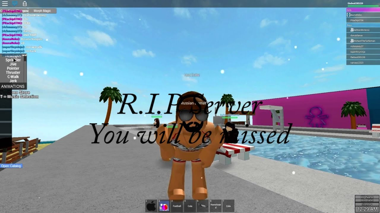 online dating in roblox gone wrong