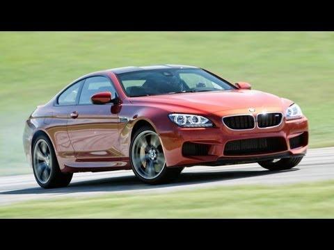 2013 BMW M6 - 2013 Lightning Lap - LL3 Class - CAR and DRIVER