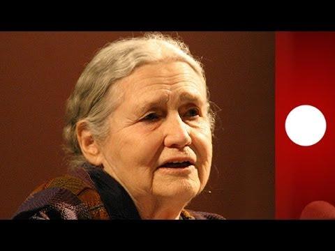 Mort de Doris Lessing, Nobel de littérature