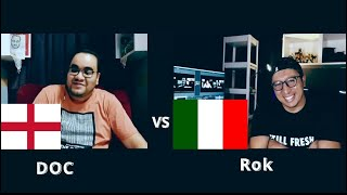 من يتوج ببطولة اليورو 2020 ايطاليا ام انجلترا في حوار مطول مع @Mahmoud Abo EL Rokab و توقعاتنا للبطل