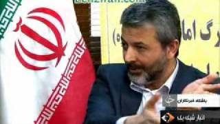 Iranian minister of science Kamran Daneshjoo claim  Scothland Yard threated to kill him