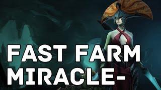 Fast Farm Naga Siren Miracle-