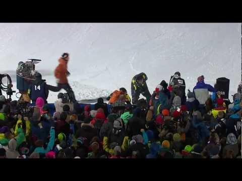 X Games Aspen 2013: Torstein Horgmo wins gold in Snowboard Big Air
