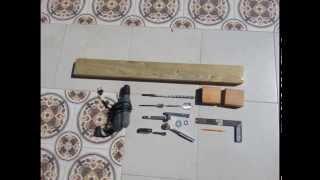 How to construct a proper Makiwara.