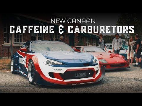 Redline Automotive Restorations Takes a Trip to Caffeine & Carburetors;