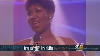 Entertainment Tonight's Kevin Frazier Recalls Interviews With Aretha Franklin