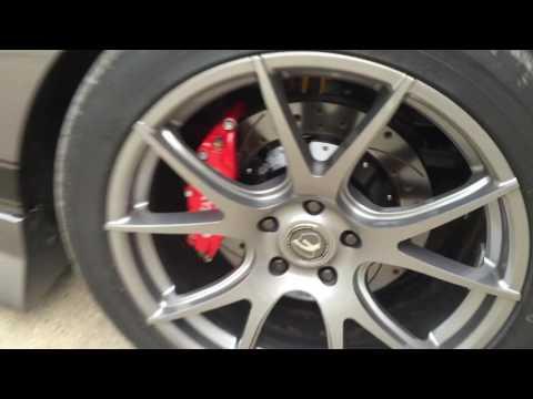 2011 GT Mustang Eleanor Cervini Kit C-500