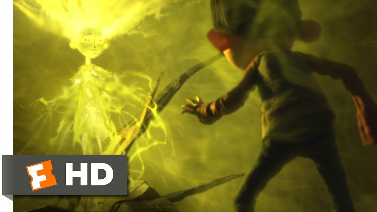 Paranorman and aggie kiss