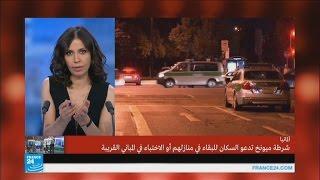 عادل رزقي صحفي وشاهد عيان كان موجودا داخل موقع الاعتداء