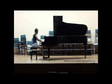Brahms - Piano pieces Op.118 Ballade Nº3 Allegro energico