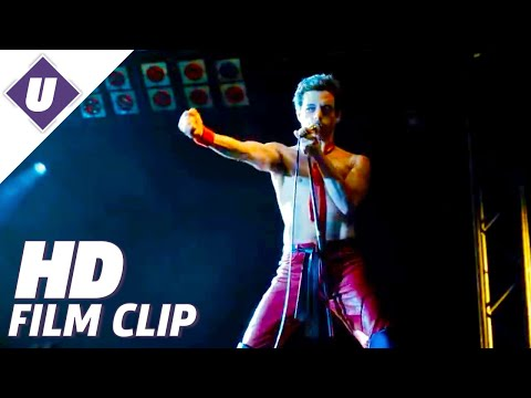 Bohemian Rhapsody - 'We Will Rock You' Official Clip (2018)