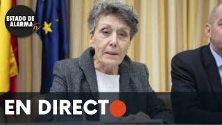 🔴 DIRECTO   Rosa María Mateo comparece en la Comisión Mixta de Control de RTVE en el Senado