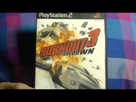 Burnout 3: Takedown (PlayStation 2) James & Mike Mondays