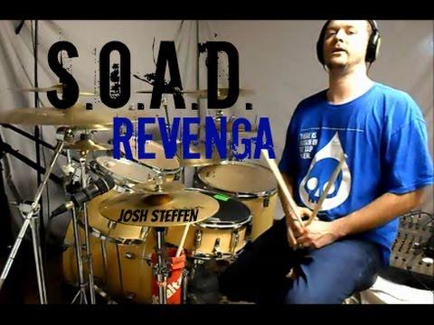 S.O.A.D - Revenga - drum cover