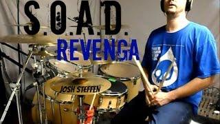 Download Lagu S.O.A.D - Revenga - drum cover mp3