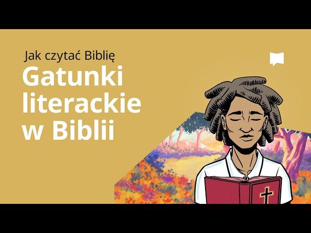 Gatunki literackie w Biblii