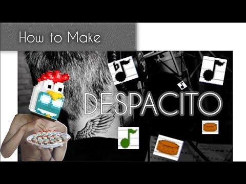 HOW to MAKE DESPACITO SONG | Growtopia