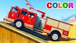 FUN Emergency Cars for Kids & amp;