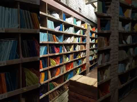 "The Orsoni ""Library of Colour"" Venice, Italy - October 2019  Sheryl Crowley"