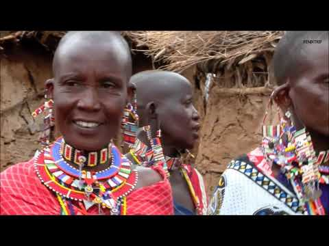 The Maasai HD Masai Culture Clip