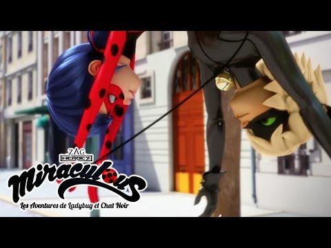 Miraculous Ladybug 🐞 Ladybug et Chat Noir Origines Partie 1 🐞 Les aventures de Ladybug et Chat Noir